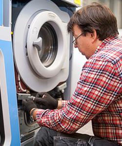 Service tvättmaskin